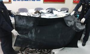 Miếng lót chứa 6 kg cocain của đôi nam nữ quốc tịch  Nga