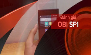 Video đánh giá Obiworldphone SF1
