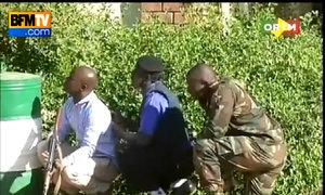 Con tin được giải thoát khỏi khách sạn ở Mali
