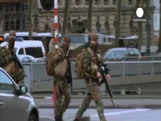 Thủ đô Brussels báo động an ninh mức cao nhất