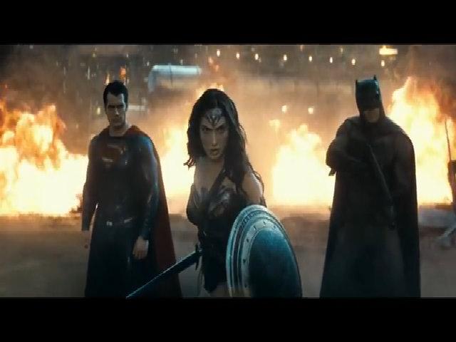 Trailer 'Batman vs Superman: Dawn of Justice'
