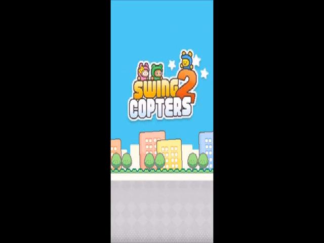 Video giới thiệu Swing Copters 2
