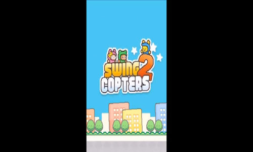 Video giới thiệu Swing Copters 2