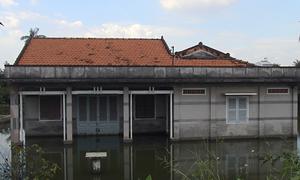 Ngôi nhà ở Sài Gòn ngập suốt 10 năm