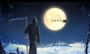 Khi thần chết cũng muốn quà Giáng sinh