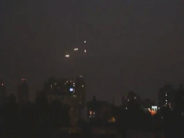 Bộ tứ UFO trên bầu trời Chile