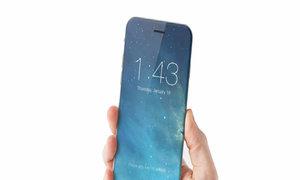 iPhone 7 với màn hình tràn cả 4 viền