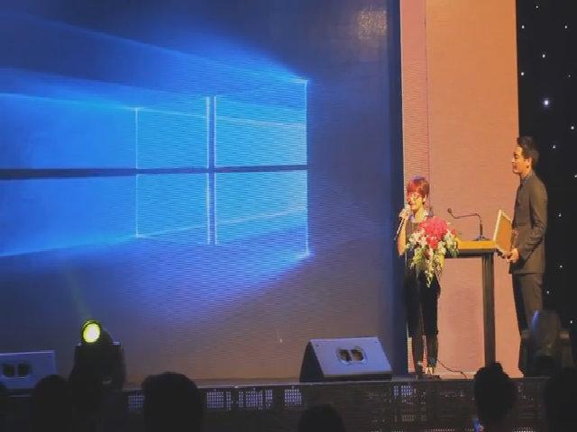 Trình diễn công nghệ Continuum trên điện Lumia 950