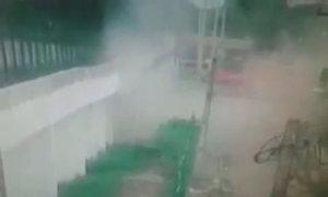 Tù nhân Brazil vượt ngục nhờ bom nổ tường
