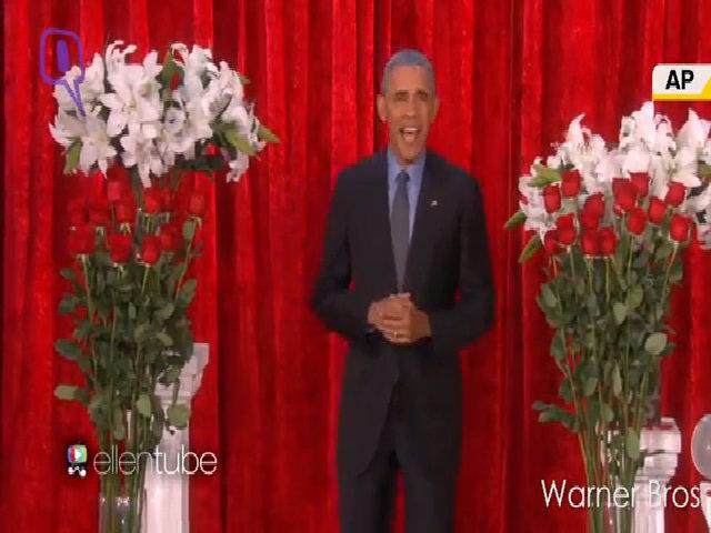 Tổng thống Obama đọc thơ tình tặng vợ