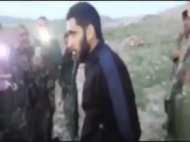 Tay súng IS gốc Mỹ bị dân quân người Kurd bắt giữ ở Iraq