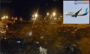 Cuộc đối thoại của phi công trên máy bay Nga rơi và kiểm soát viên