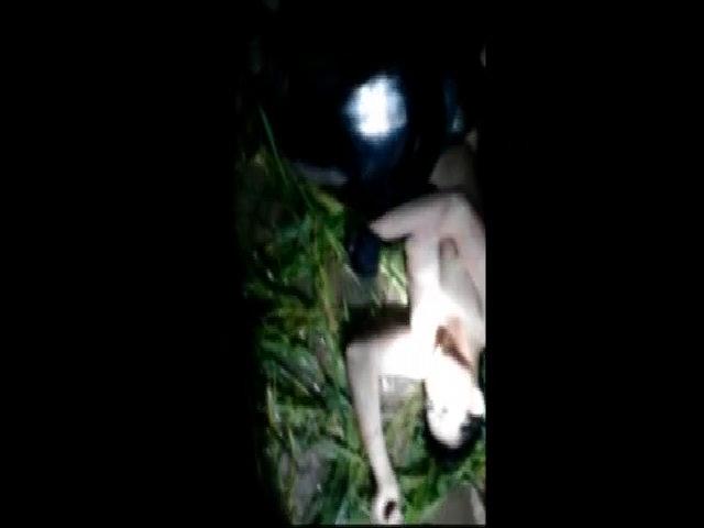 Kẻ trộm chó 'giả vờ chết để khỏi bị đánh'