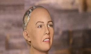 Robot giống người nhất nói muốn tiêu diệt nhân loại