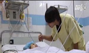 Thai phụ ung thư máu được mổ cứu con 29 tuần tuổi