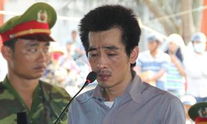 Giang hồ Tuấn Em xin lỗi các nạn nhân trước khi lĩnh án tử