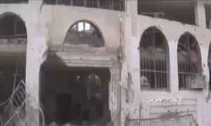 Quân Syria đánh bật IS khỏi Palmyra
