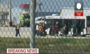 Hành khách trên phi cơ Ai Cập bị không tặc không chế được trả tự do