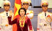 Tân Chủ tịch Quốc hội thề trung thành với tổ quốc, nhân dân