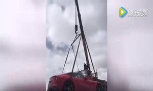 Dân chơi Trung Quốc 'ngược đãi' siêu xe