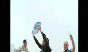 Người dân Iraq vui mừng trở về thành phố từng bị IS chiếm