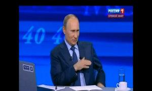 Putin nói đùa về cách phân biệt vợ và người yêu