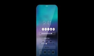 Hình dung về iPhone 7 với màn hình tràn cạnh
