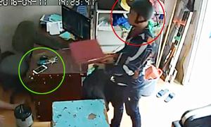 'Cao thủ' trộm iPhone 6 trong 30 giây ngay trước mắt nạn nhân