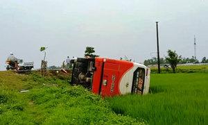 Hơn 100 người chết vì tai nạn giao thông trong 4 ngày lễ