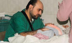 Bác sĩ nhi hy sinh giữa làn đạn Syria