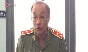 Tướng Lê Đông Phong vận động người dân TP HCM nộp vũ khí
