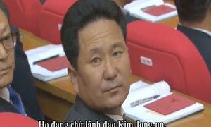 Phiên bế mạc đại hội đảng Triều Tiên qua ống kính truyền hình Mỹ