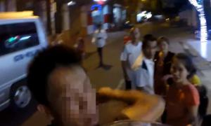 Thanh niên bị đánh vì tông bé gái đột ngột băng qua đường