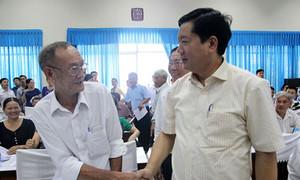 Ông Đinh La Thăng: 'Đã chuẩn bị nhiều phương án bảo vệ chủ quyền'