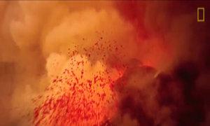 Nguồn gốc và sức mạnh phá hủy của núi lửa