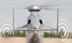 Airbus chế tạo trực thăng nhanh nhất thế giới tốc độ gần 500 km/h