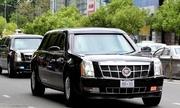 40 xe ra sân bay Tân Sơn Nhất đón Tổng thống Obama