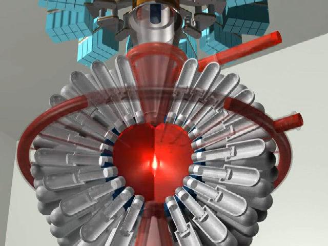 Lò phản ứng nhiệt hạch tổng hợp hạt nhân General Fusion
