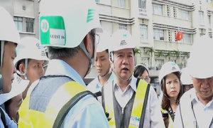 Ông Đinh La Thăng chê đơn vị làm metro 'không nhạy bén'