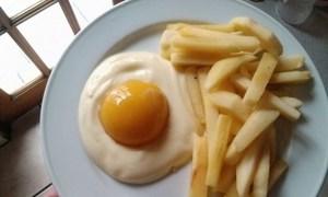 Ăn sáng dinh dưỡng không gây nặng bụng