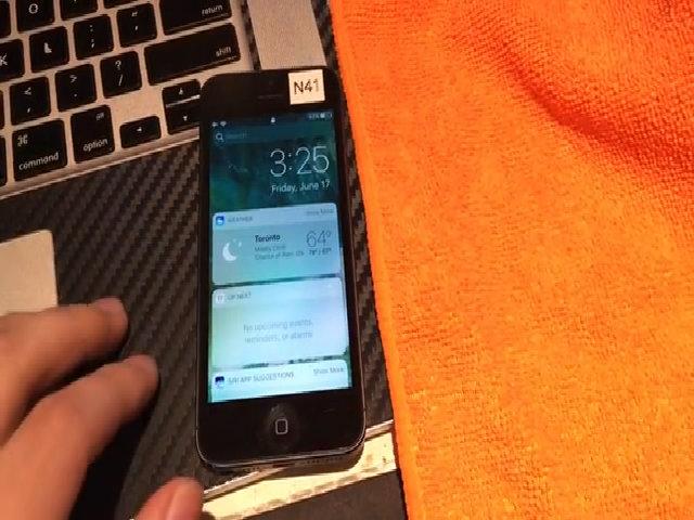 iOS 10 vừa thử nghiệm đã bị bẻ khóa