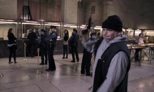 Cướp ngân hàng bất thành vì có quá nhiều cảnh sát