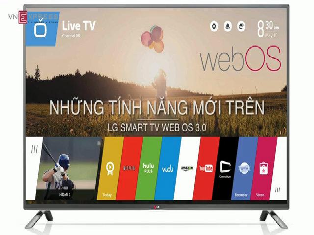 Những tính năng SmartTV chỉ có trên LG WebOS 3.0