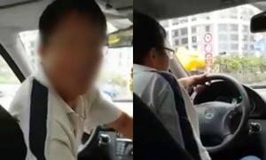 Nữ khách 'bị đuổi xuống đường giữa trời mưa' vì tranh cãi tài xế Uber Mercedes