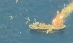 Tên lửa Đài Loan xuyên thủng tàu chiến