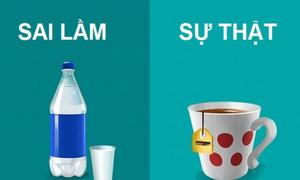 8 quan niệm sai lầm phổ biến về ăn uống