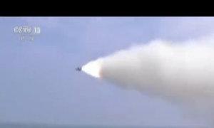 Trung Quốc tập trận bắn đạn thật trái phép ở Biển Đông