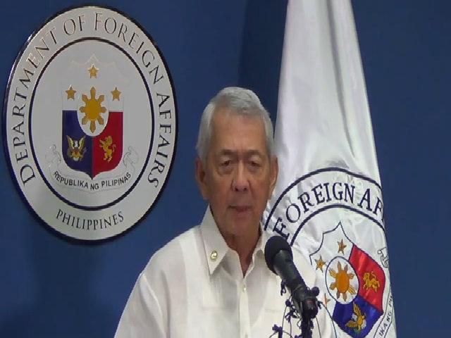 """Philippines hoan nghênh phán quyết của Tòa trọng tài về """"đường lưỡi bò"""""""