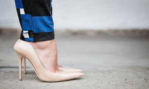 Bài tập giúp phái đẹp đỡ mỏi chân khi mang giày cao gót