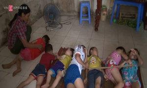 Cuộc sống của bà mẹ 14 con ở Hà Nội